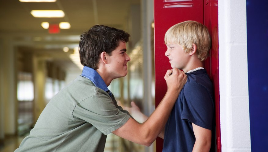 Children who experience the trauma of bullying often become bullies themselves.