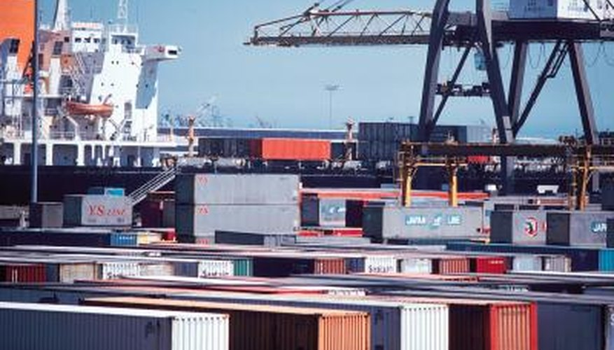 Incoterms are internationally recognised freight terms.