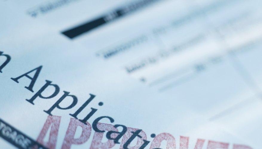 El pronóstico de ventas puede facilitar la obtención de un préstamo.