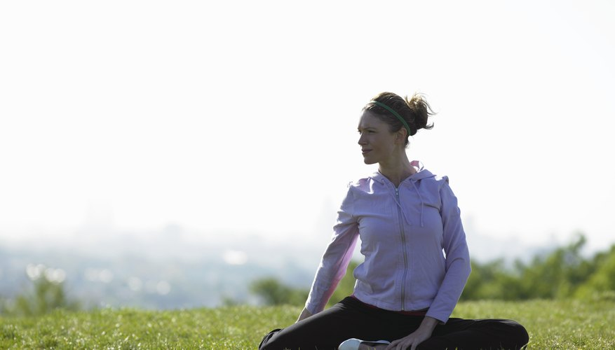 Yoga and meditation can help provide release from feelings of guilt.
