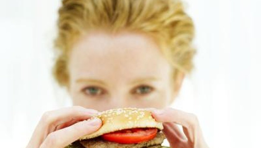 Monosodium Glutamate is used in many fast foods to enhance flavour.