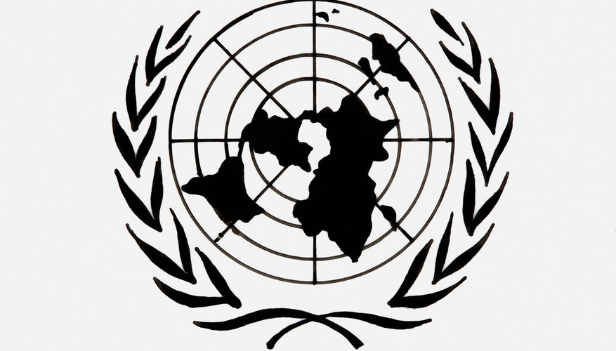 The United Nations Charter is a commonly cited document.