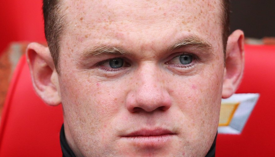 Take your lead from Wayne Rooney and bring forward your hairline.