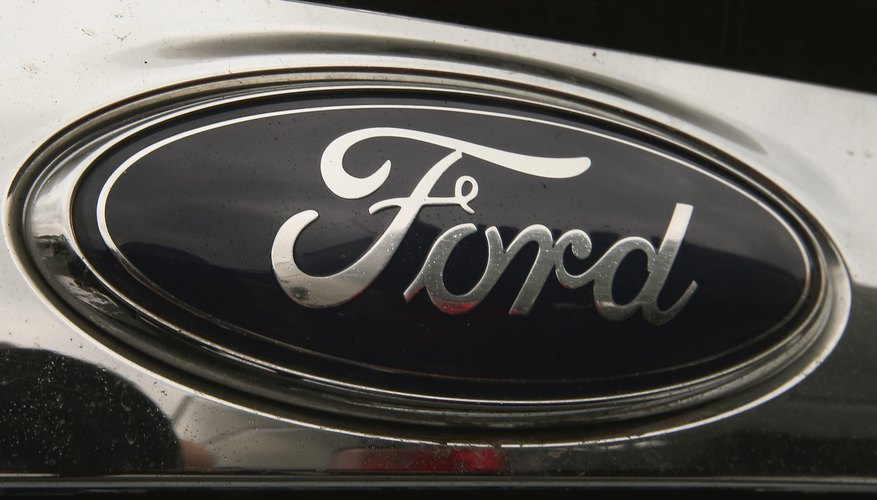 Get the right colour for your Ford from the VIN.