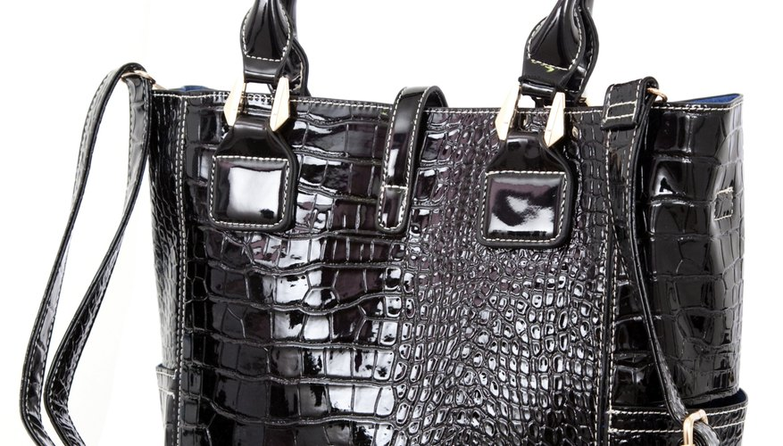 First rule of checking for a fake designer handbag: examine the build and structure.