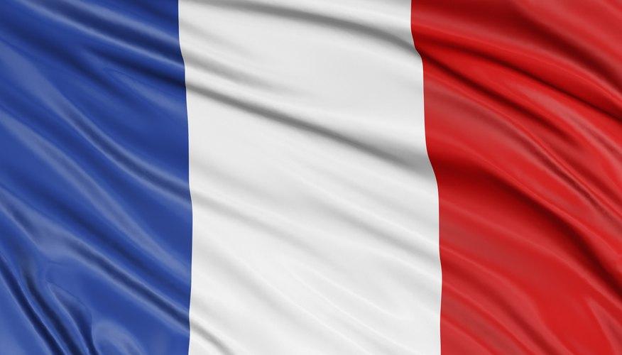 La Revolución Francesa motivó que muchos franceses dejaran su país natal y fueran a los Estados Unidos.