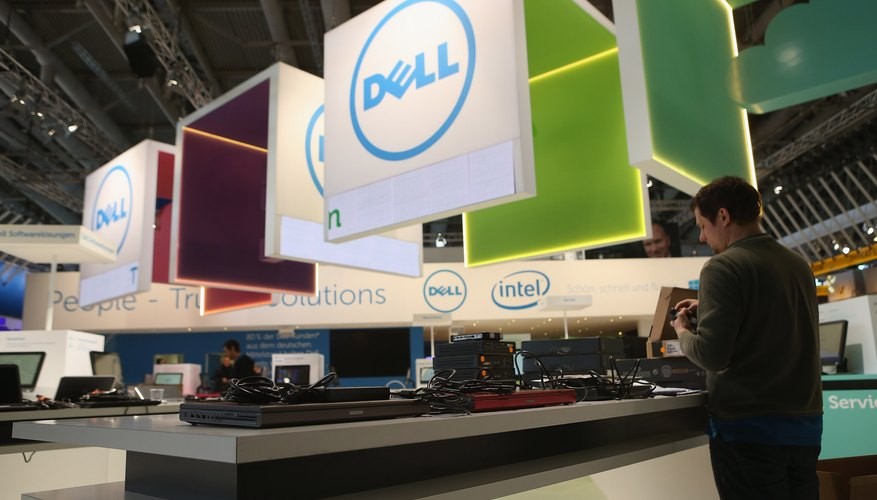 Dell offers a range of notebook computer models.