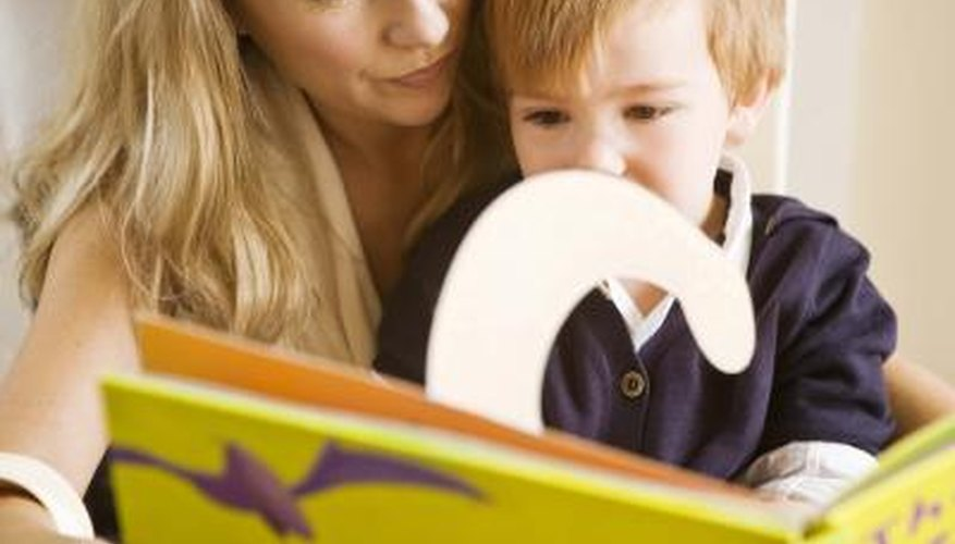 Shared reading is a valuable instructional model for young children