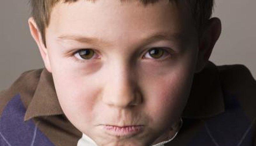 Communication barriers can make children feel awkward in social settings.