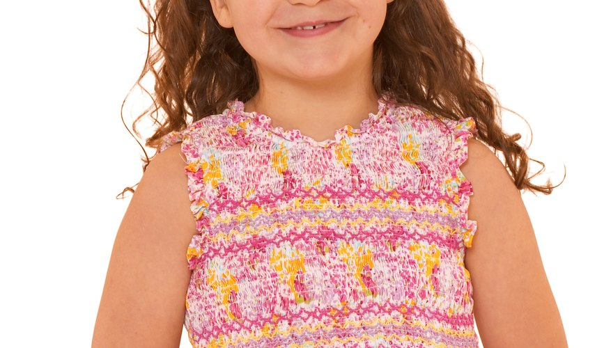 Pick a smart, comfortable outfit for child guests.