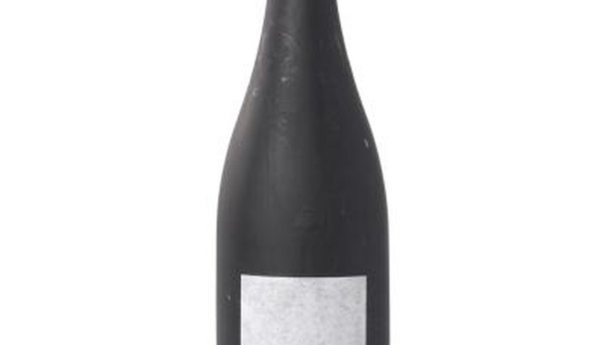 Elderberries make a distinctive wine.