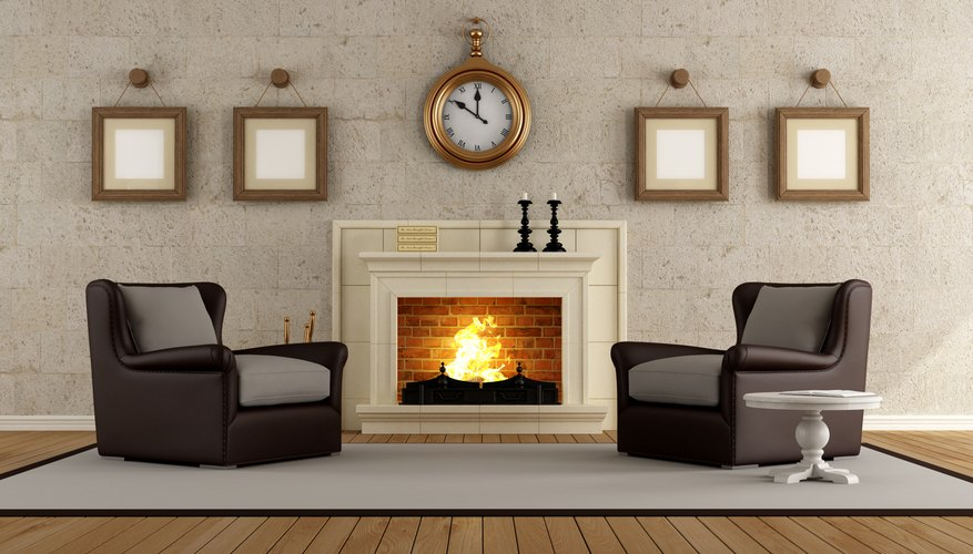 The hearth is the base of the fireplace.