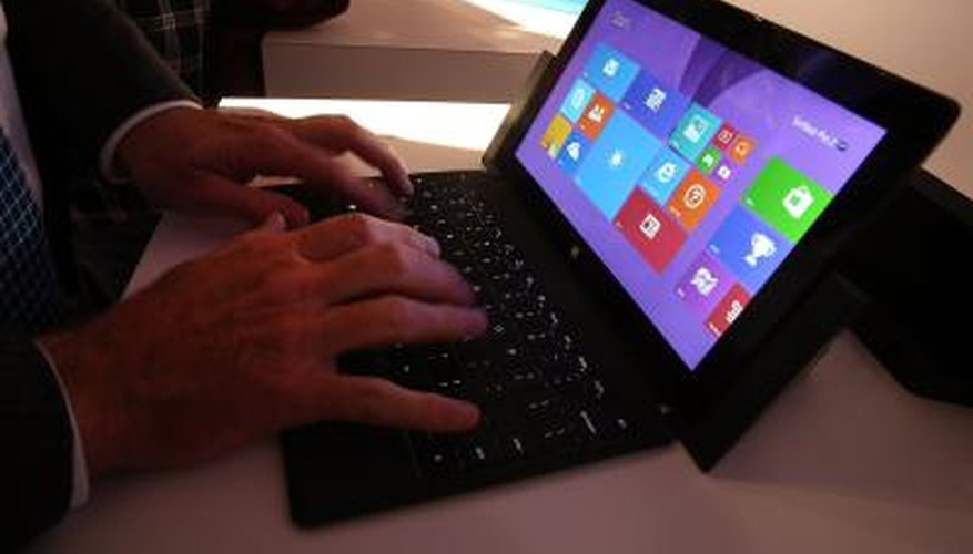 Tablets are well suited for a variety of tasks, but they have their limitations.