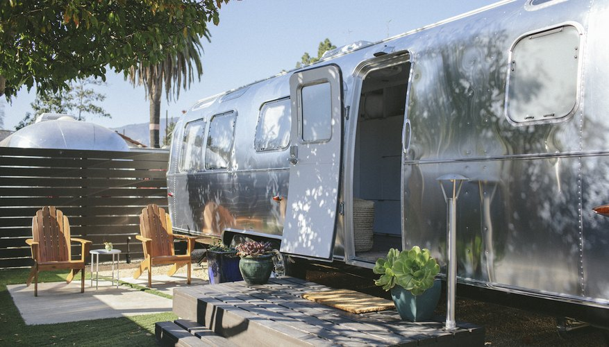 Autocamp delivers the glamping experience in vintage Airstreams.