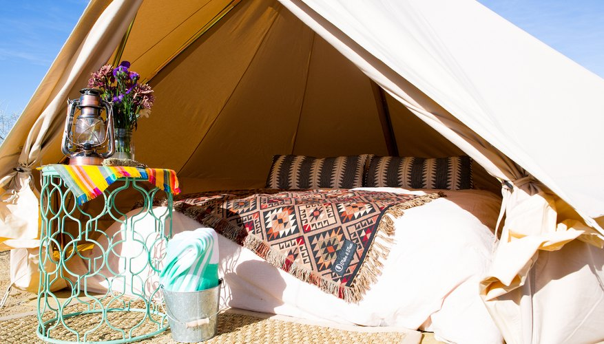 Heritage Inspirations is a glamping excursion in Taos, New Mexico.