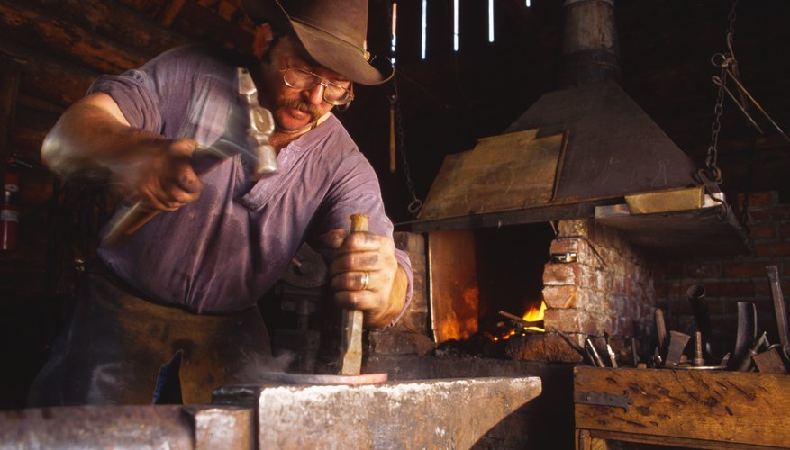 The Life of a Colonial Blacksmith