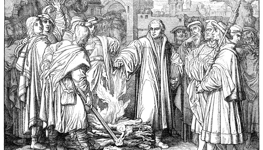 Political Changes During the Protestant Reformation