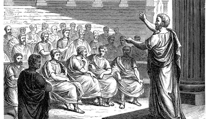 The Ancient Greek Democracy's Influence on the United States