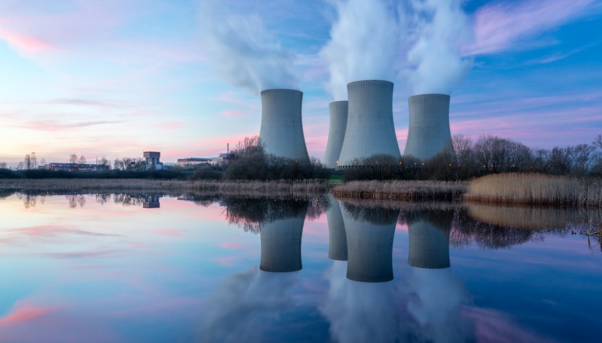 What Does Aws Mean >> How Does Nuclear Energy Affect the Environment? | Sciencing
