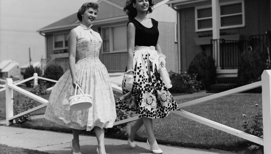 Women's Rights in the 1950s