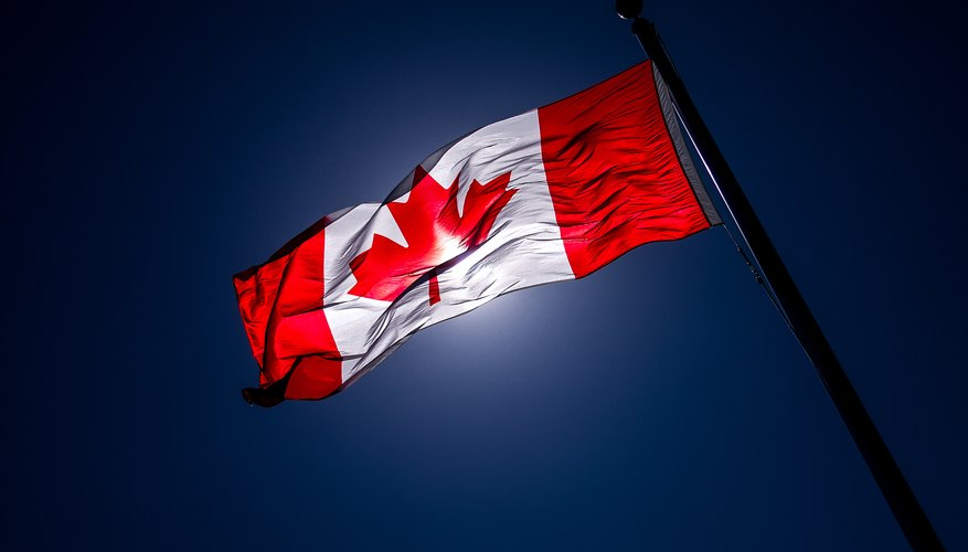 What Does the Maple Leaf on the Canadian Flag Represent?