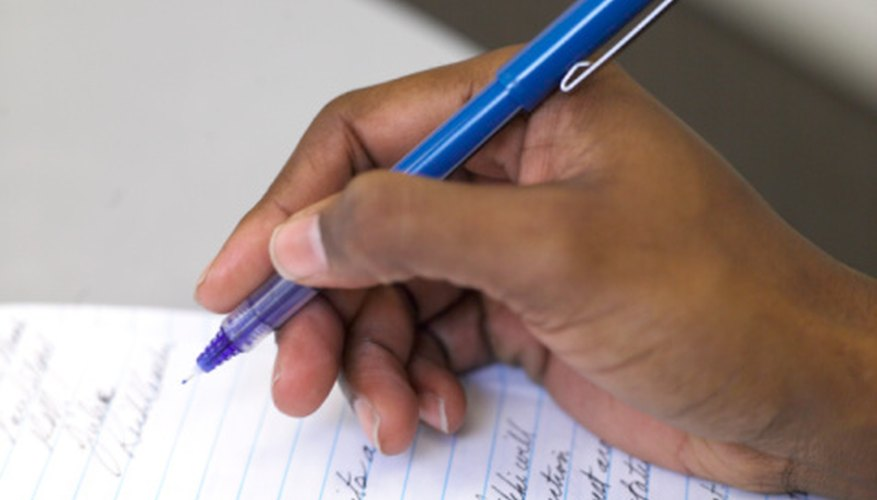 Traditional linear note taking does not suit everyone and mind mapping can be a solution for some.