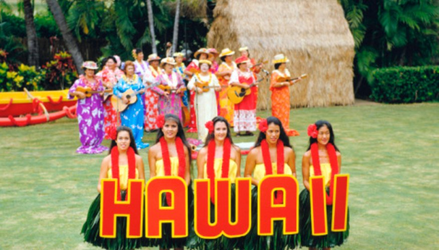 A luau with a Christian theme is a perfect church activity.