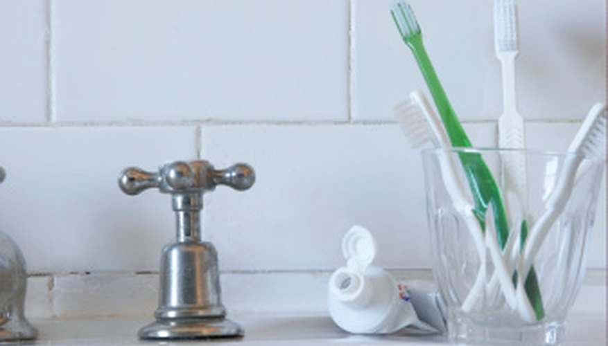 Toothpaste build-ups inside your PVC pipes can encourage bigger problems down the road.