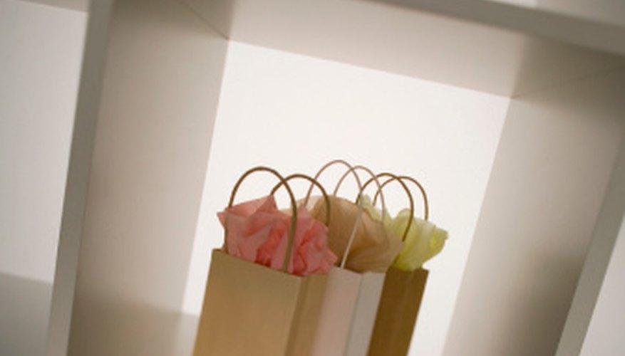 Wrap for elegance or sentiment.