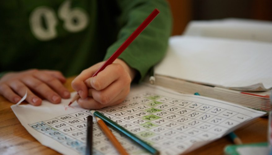 Use games and activities to help first-graders learn math.