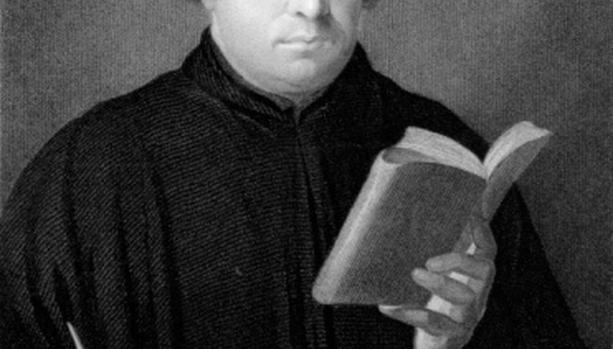 Martin Luther was the German priest who initiated the Protestant Reformation. As a result, he was excommunicated by the Roman Catholic Church in 1521 AD.
