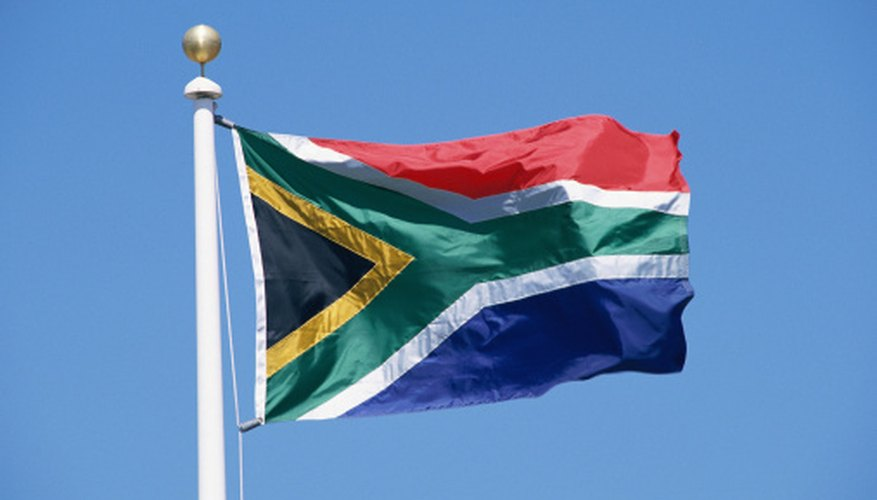 The Zulu are a part of South Africa.