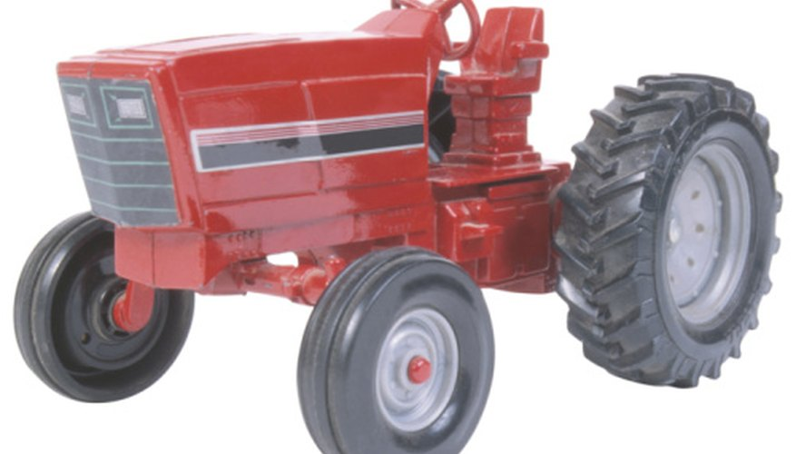 If you want to know what your tractor is, you need to know where to look.
