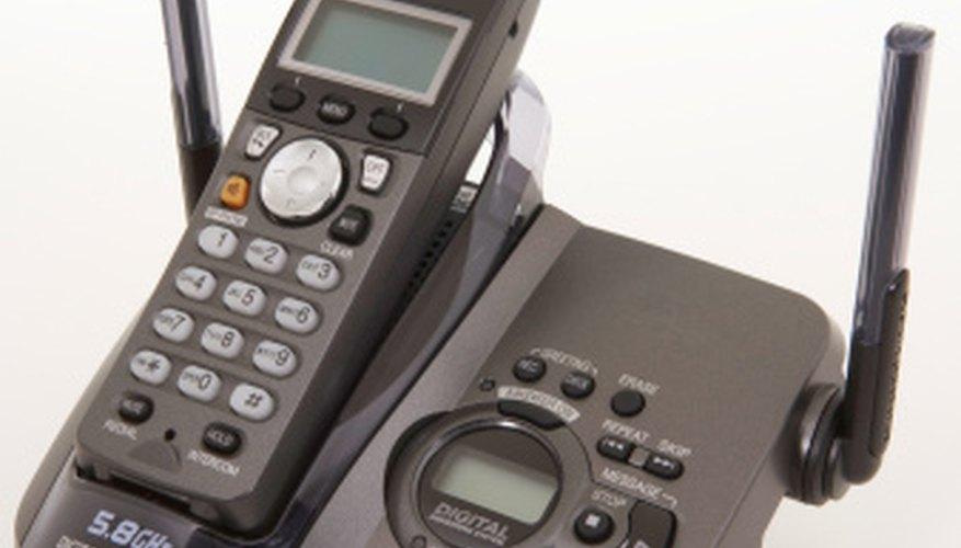 DECT technology goes beyond simple digital cordless phones.