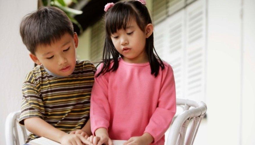 Montessori students are well-prepared for kindergarten.