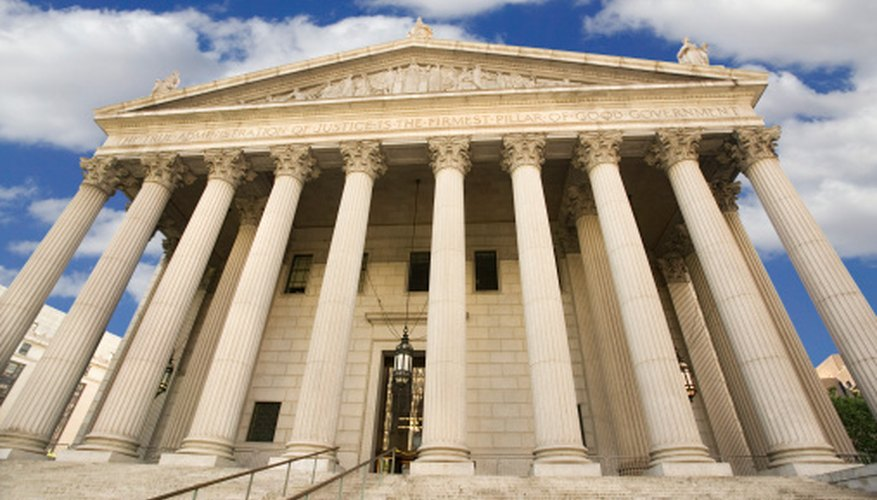 The Supreme Court regularly rules on disputes between state and federal governments.