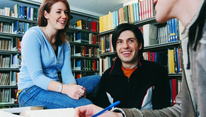 Talk over potential topics with peers to help narrow down your ideas.