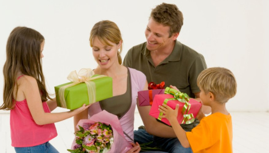 This year, after the flowers and candy, play games on Mother's Day.