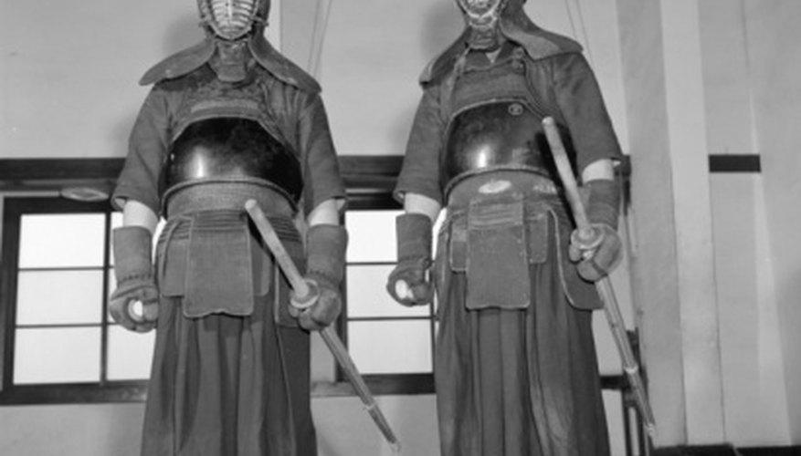 Your sashinuki hakama pattern is based on kendo and aikido uniforms.