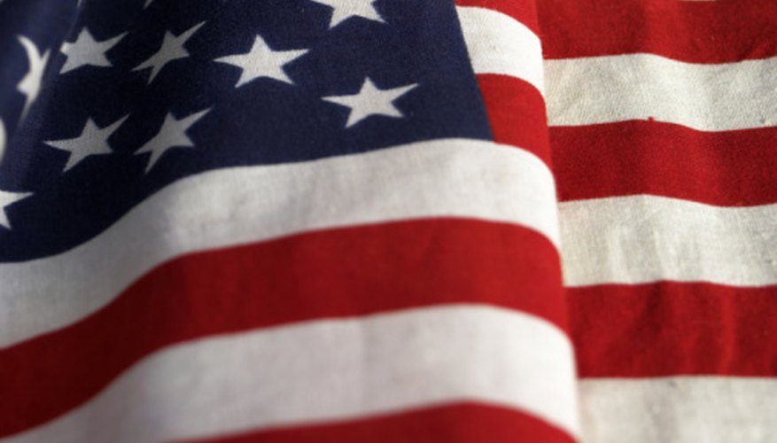 Every stripe, star and color symbolizes a part of America's history and values.