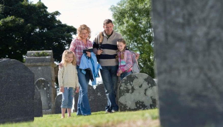 Future generations will read your gravestone inscription on visits to the cemetery.
