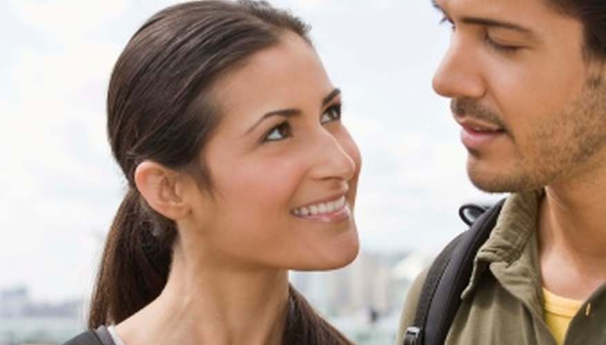 There is no roadmap for progressing in a relationship, but couples learn to navigate the way together.