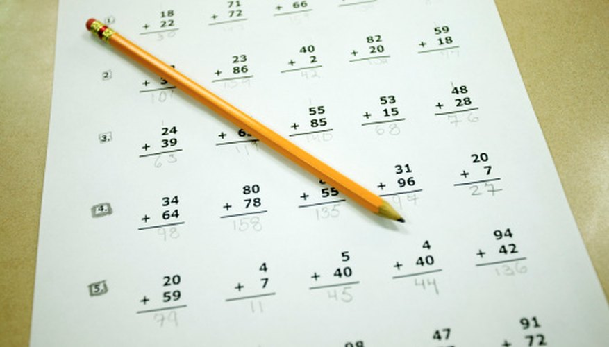 Diagnostic tests help educators meet students at a particular learning point.