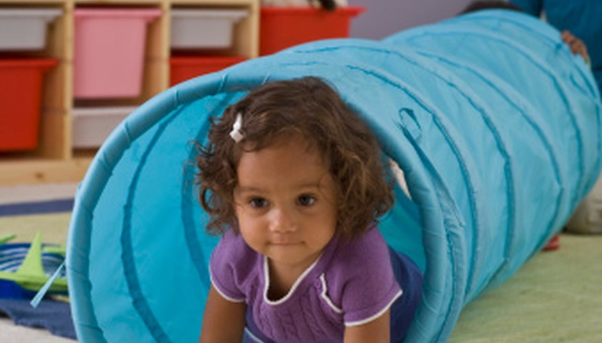 Toddlers must be able to exert their will, which helps them grow more confident.