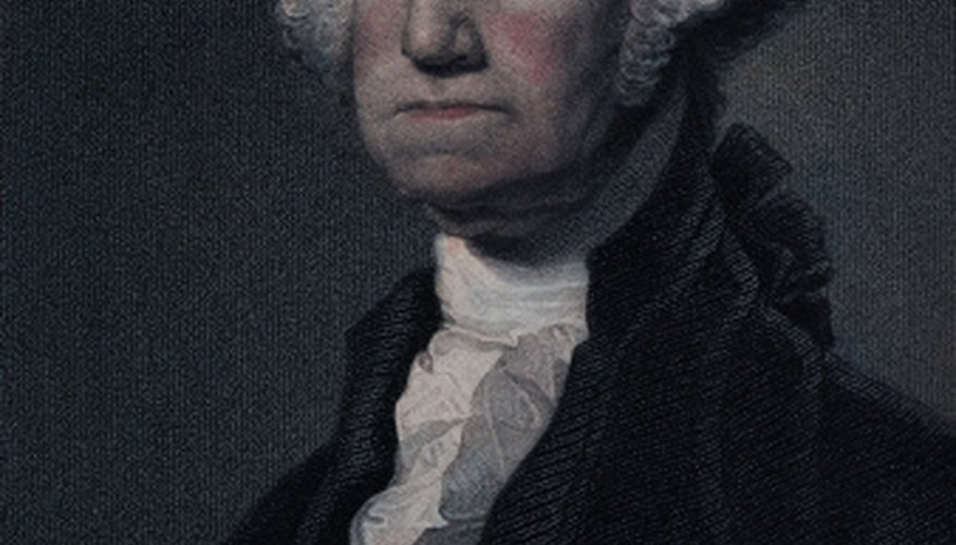 Historians believe George Washington set the precedent for presidents by not seeking a third term.