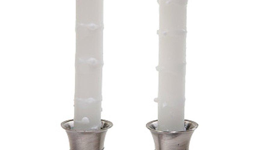 Sabbath candles