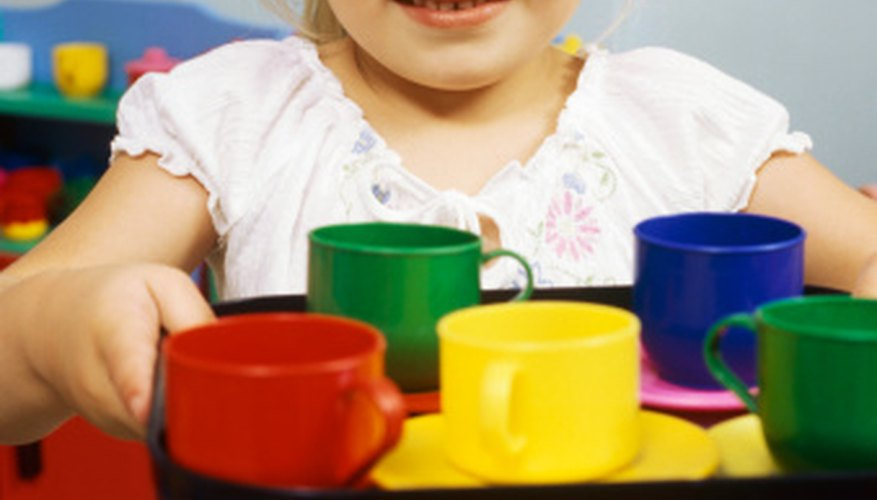 It's important for preschoolers to incorporate purpose into their play.