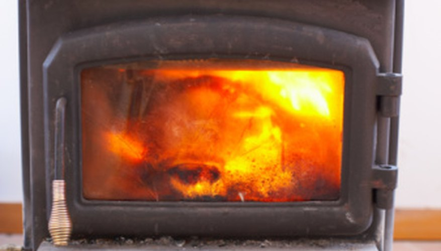 Smaller wood stoves may require fewer logs due to spacing issues.