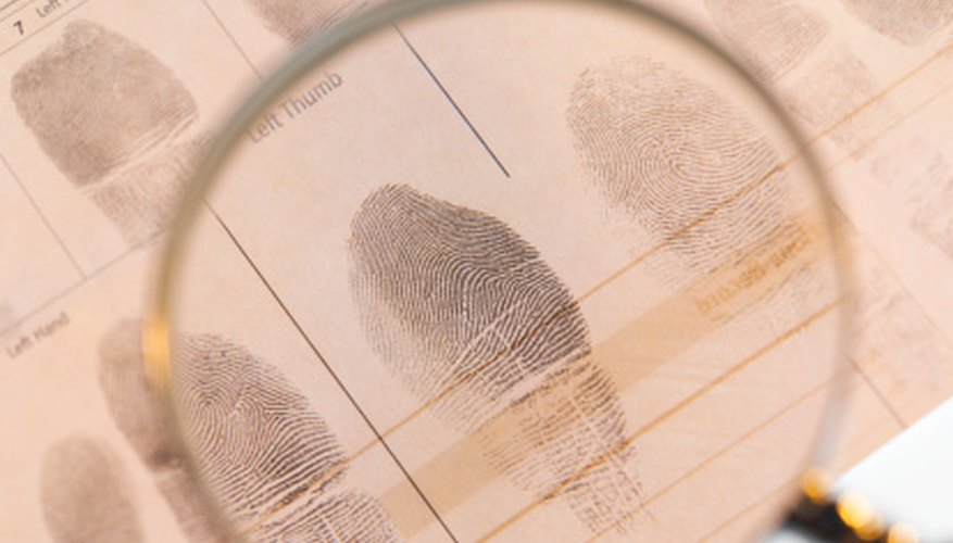 Training to become a fingerprint specialist will open new opportunities in your profession.