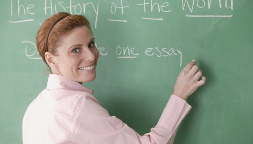 An essay is an opportunity to thoughtfully discuss a topic, however broad or narrow.